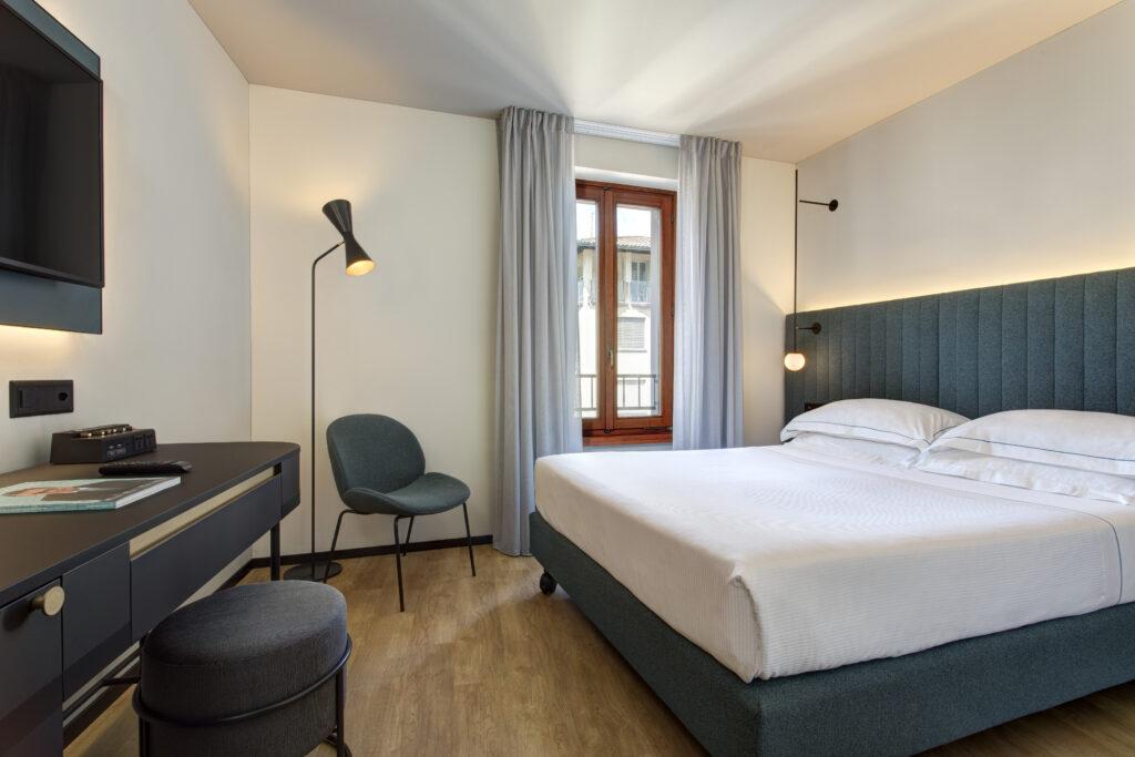 LuganoDante Hotel Camera
