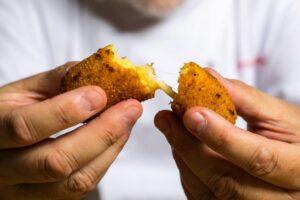 Chef Arcangelo Dandini - il Supplì di Supplizio